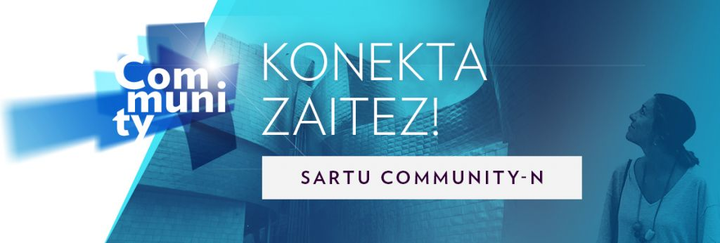 community azul EUS 1184x400
