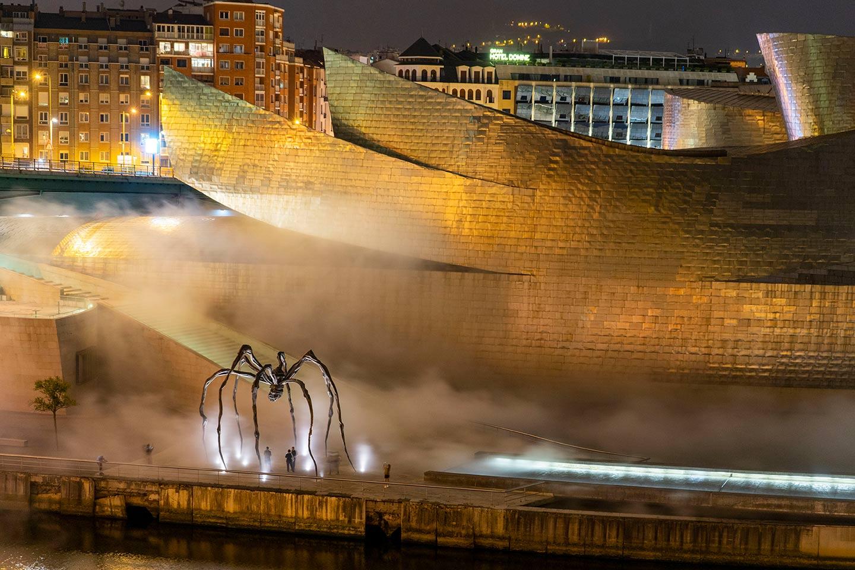 Building exterior | Guggenheim Bilbao Museoa