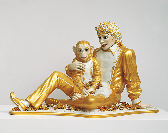 Michael Jackson y Bubbles