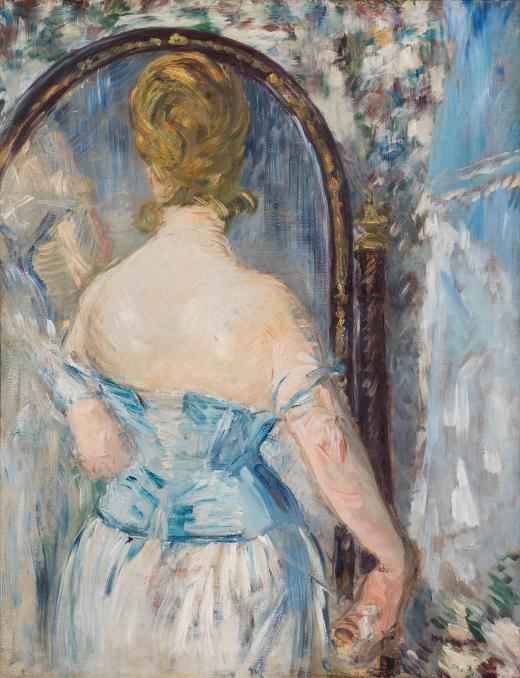 ante el espejo 1