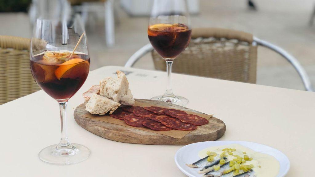 aperitivo lagunartean