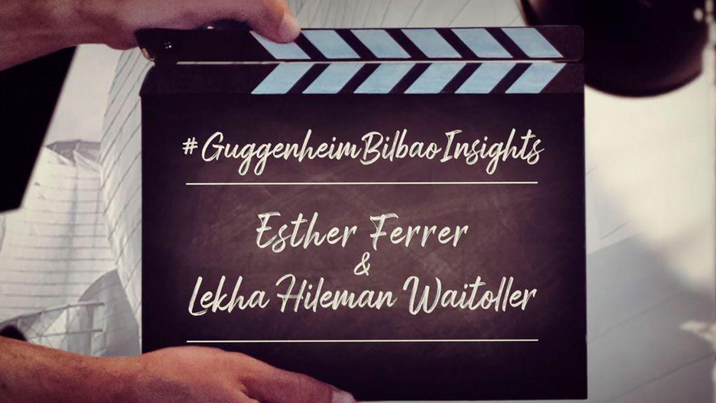 insigths Esther Ferrer 1