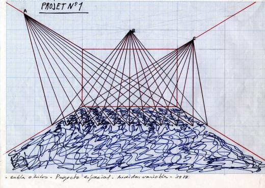 Serie Proyectos espaciales