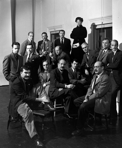 the irascibles group