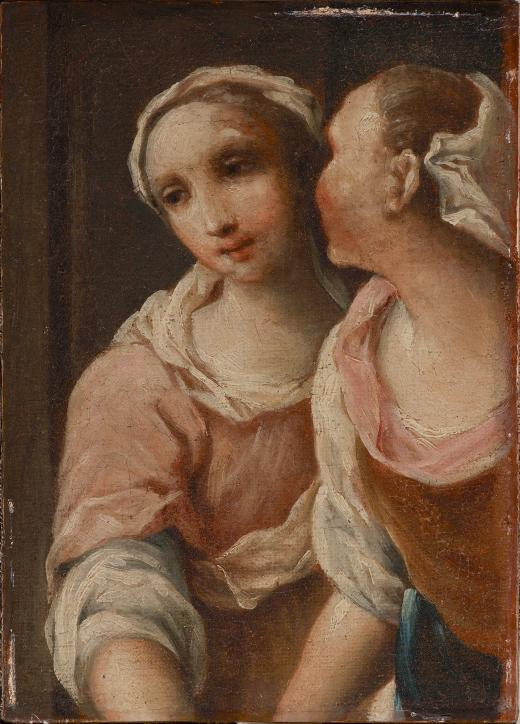 Mujeres cuchicheando