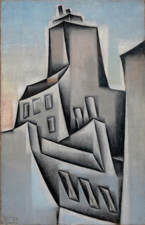 juan gris houses in paris
