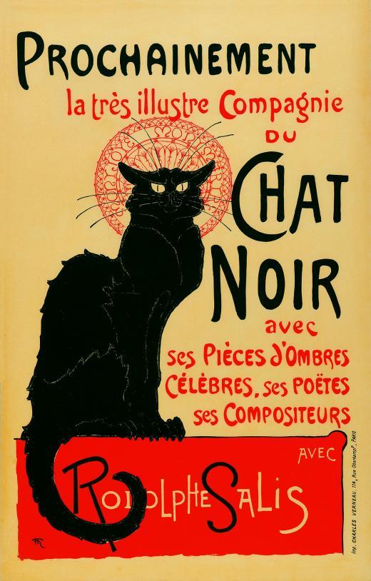 La muy ilustre compañía del Chat Noir