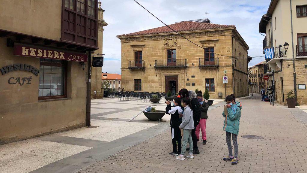 LABASTIDA, Bastida