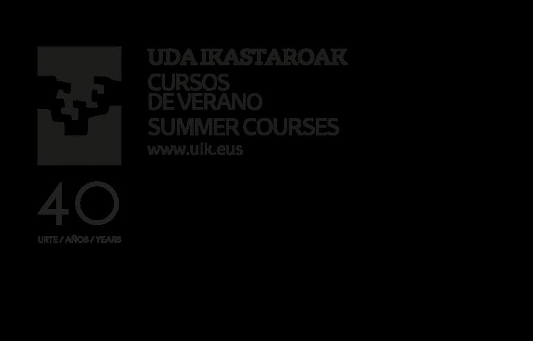 Logo 40aniversario Cursos de Verano