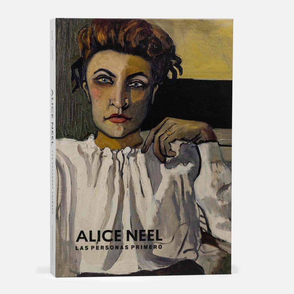 Catálogo Alice Neel