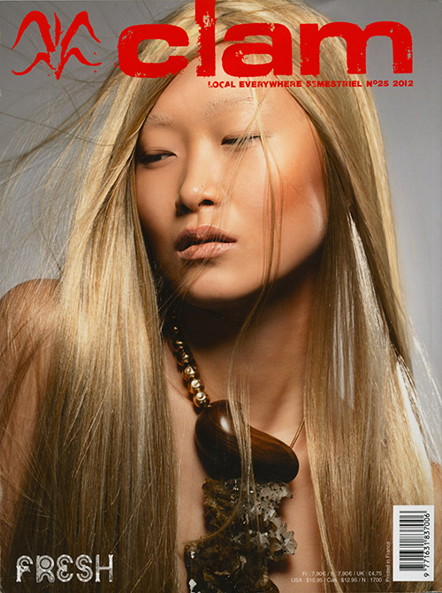 Making Afrika Clam Magazine issue 25 01